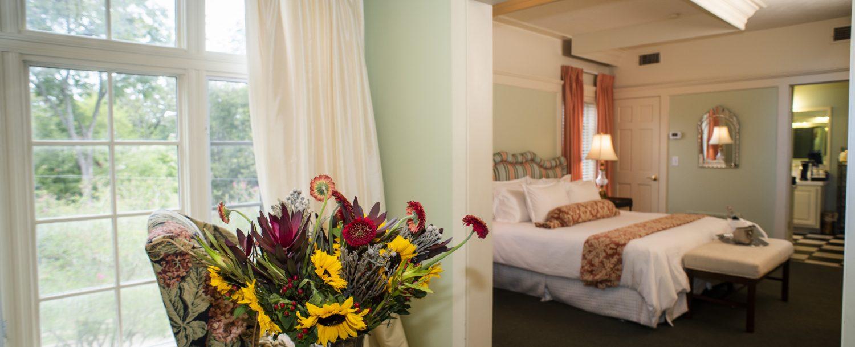 Room 14 - Castle Garden