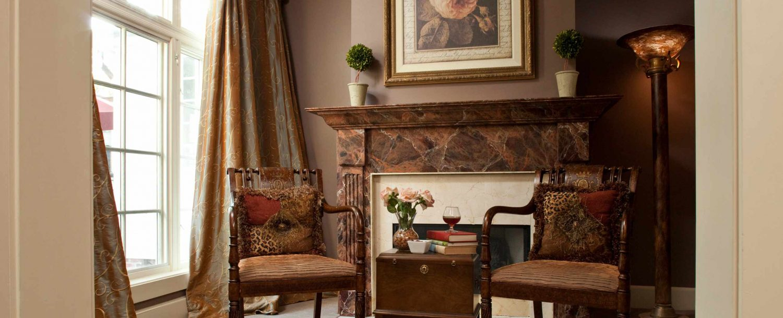Leopard Rose Suite