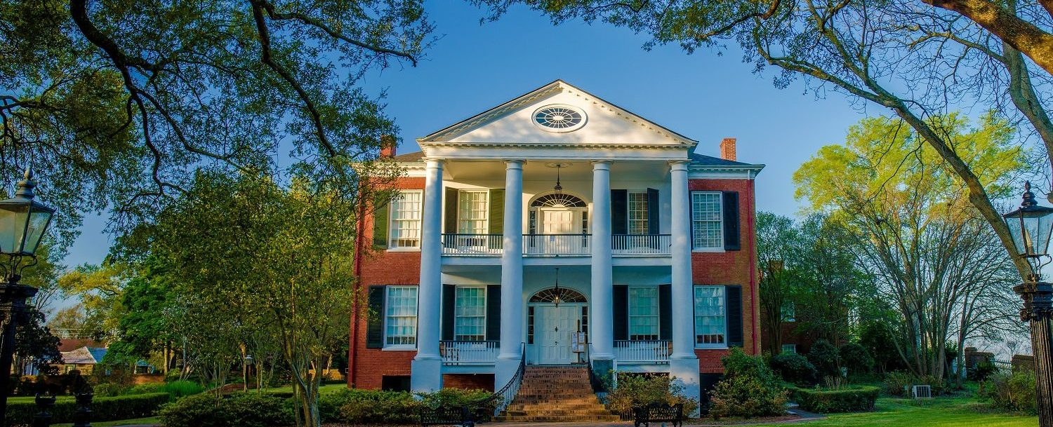Natchez National Historical Park is a part of the iconic Natchez Pilgrimage.