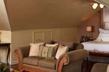 Hayloft Suite at Fairview Inn