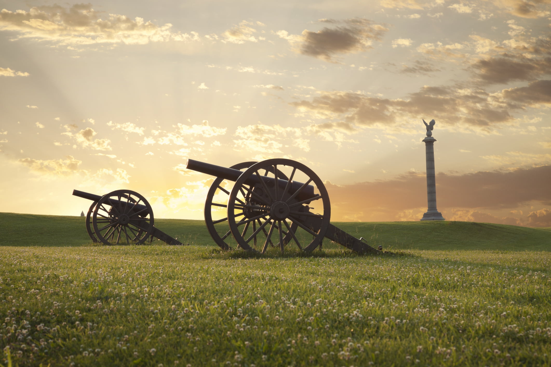 One of the top Vicksburg, MS, things to do is exploring the many historical sites!