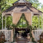 wedding ceremony gazebo