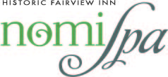 NomiSpa at Fairview Inn logo