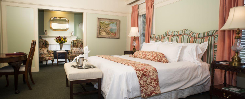 Castle Garden Suite - Fairview Inn