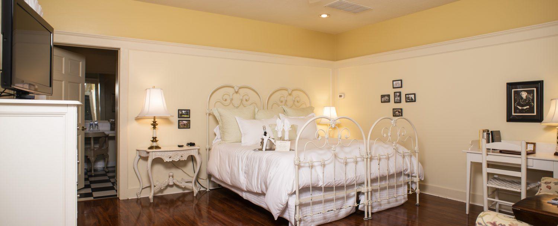 Eudora Welty Room - Fairview Inn