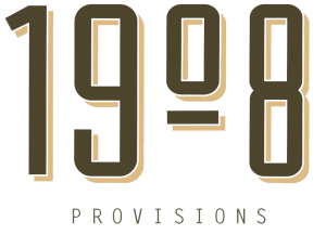1908 Provisions Logo