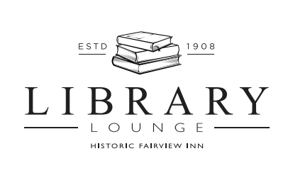 Library Lounge at Historic Fairview Inn logo