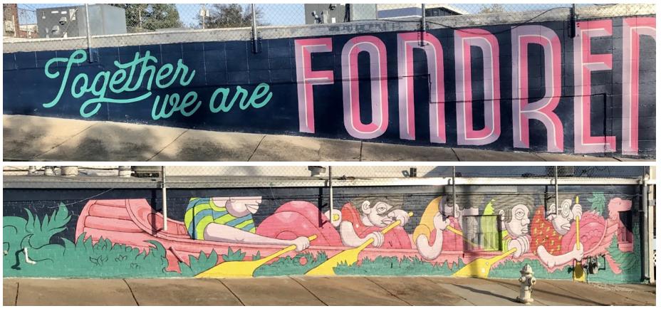 public art in fondren